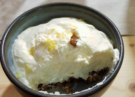 Frichti, cheesecake, pâtisserie