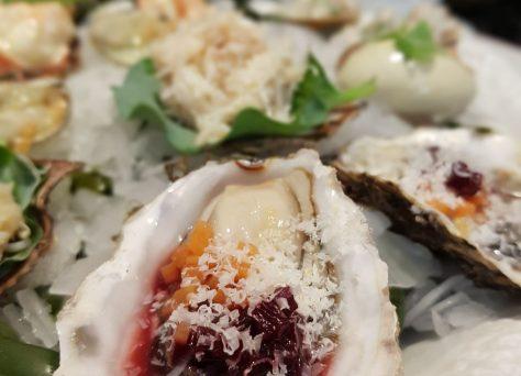 restaurant, gagnaire, gastronomie, paris, fruits de mer