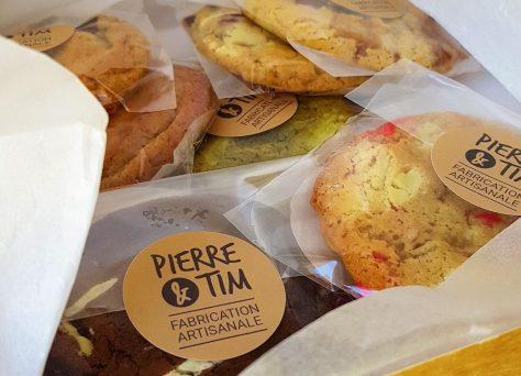 cookies, biscuits, pâtisserie, versailles, pierre et tim