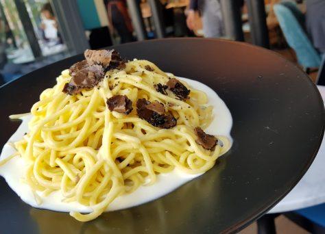Pratolina, restaurant, italien, pâtes, truffe