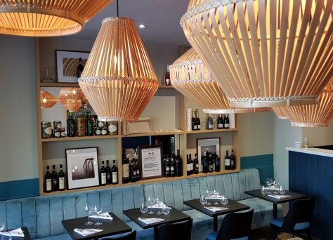Pratolina, restaurant, italien