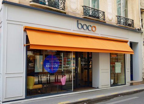 Boco, plats, chefs, restaurant