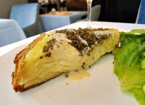Petrossian, caviar, restaurant