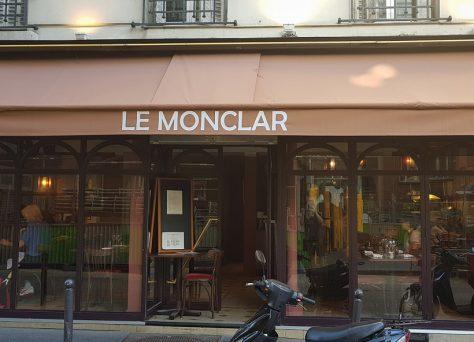 Le Monclar ,restaurant, pari, bistrot