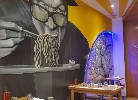 Ramen bown, restaurant, japonais, paris